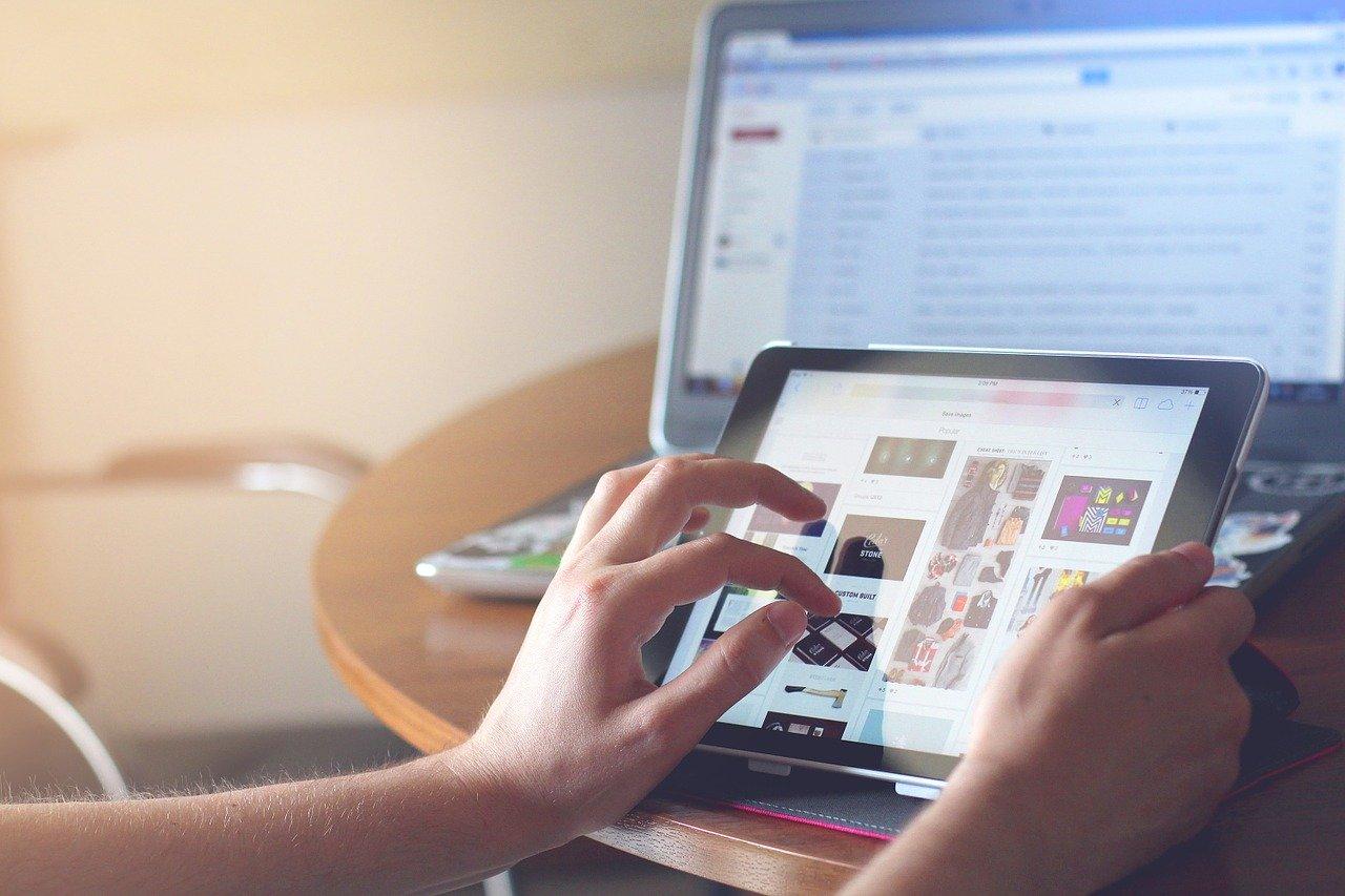 ipad、タブレット、テクノロジー