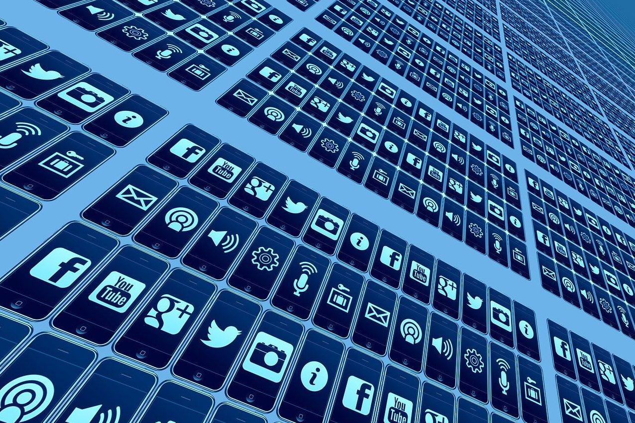 アプリ,ソーシャルメディア,ネットワーク
