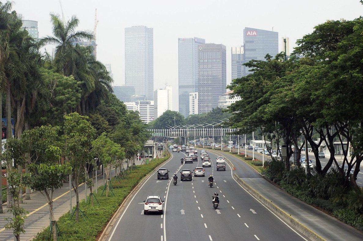 ジャカルタ,都市,インドネシア