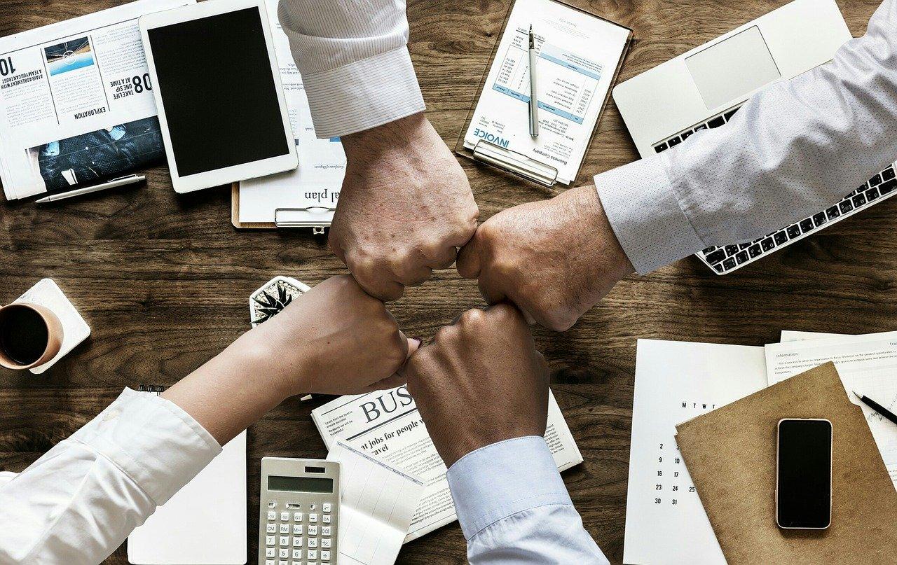 紙,ビジネス,チーム