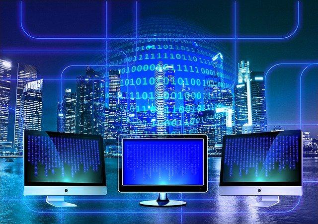monitor, binary, binary system