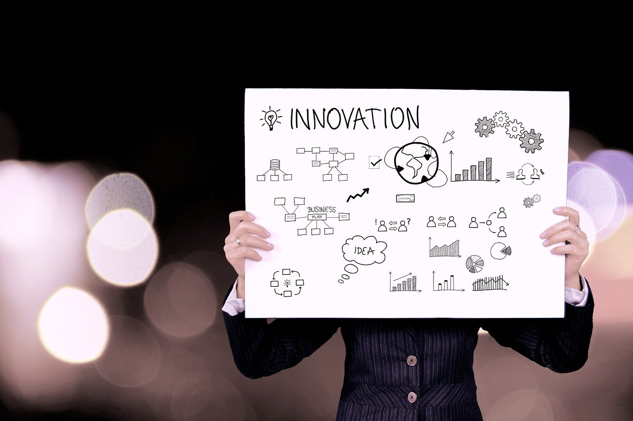 イノベーション,仕事,情報
