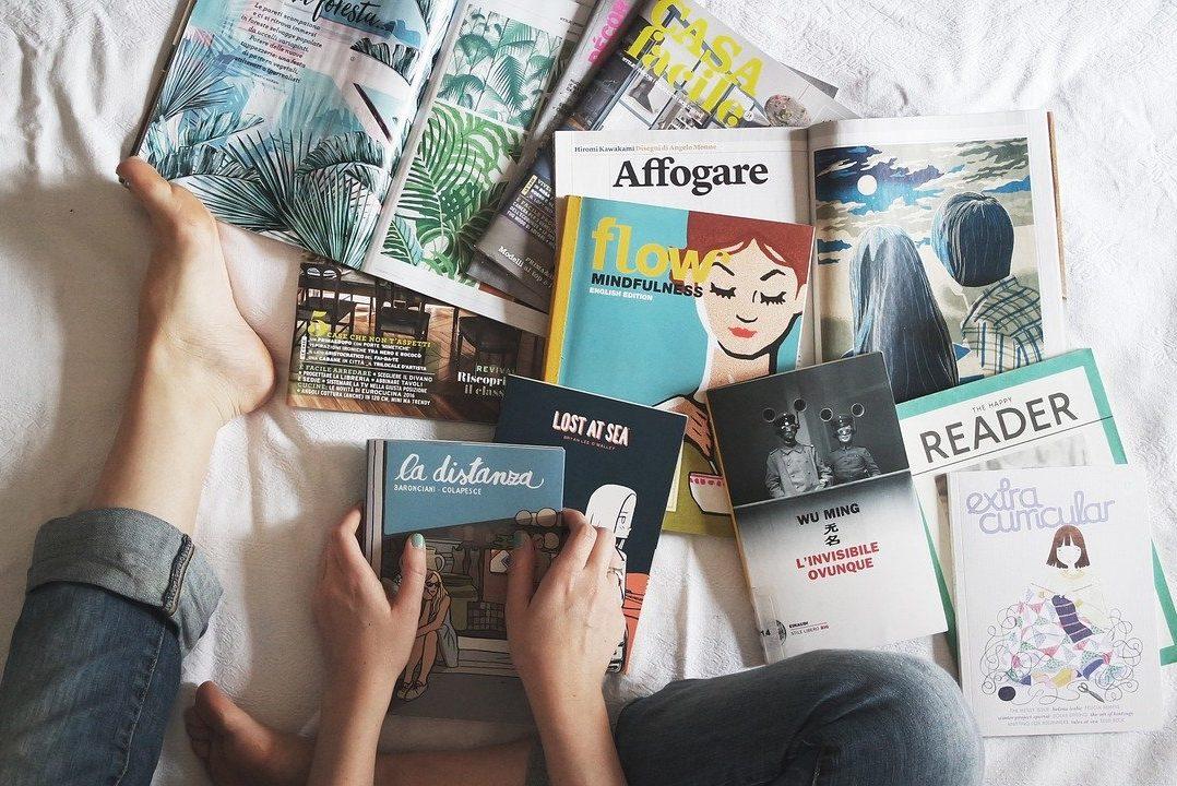 読書,本,雑誌