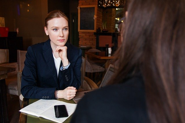 business, lady, woman