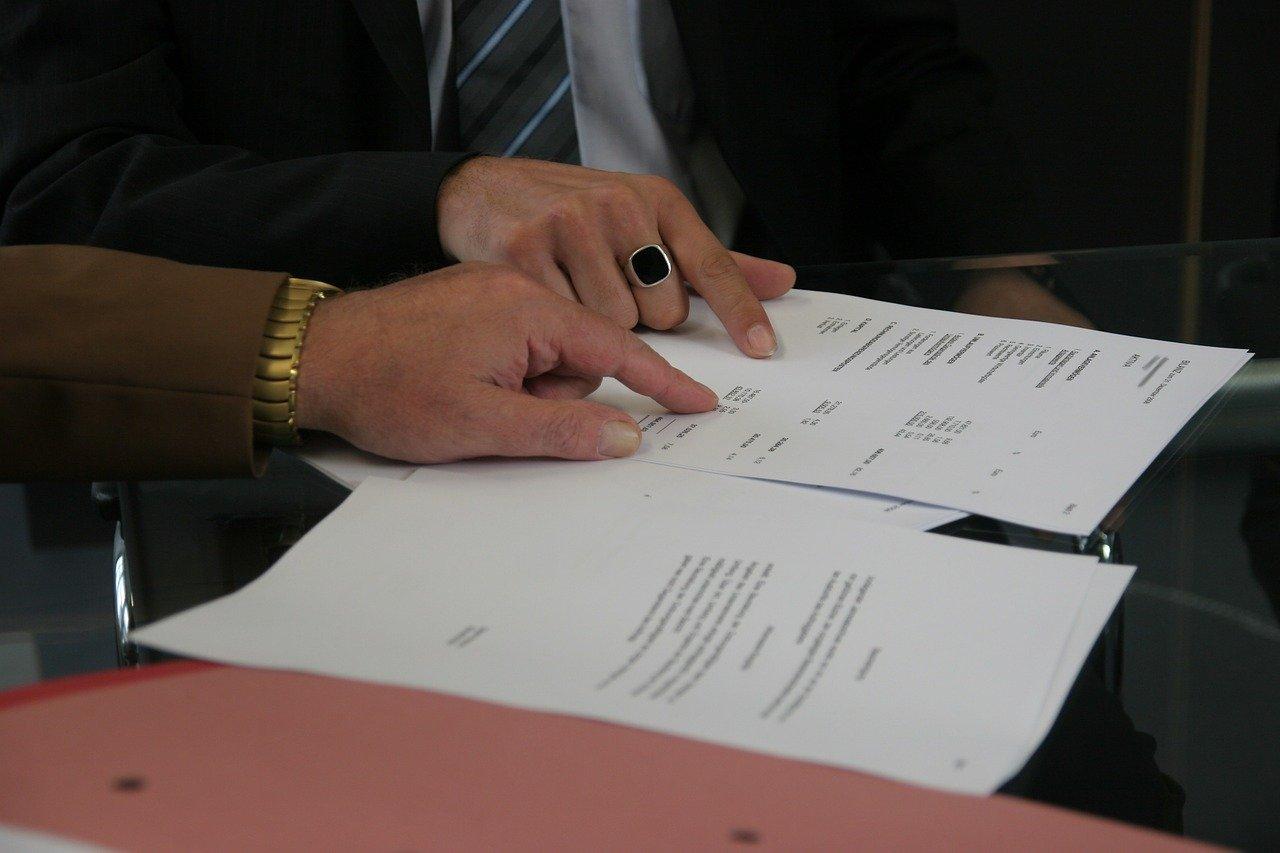 契約、相談、事務