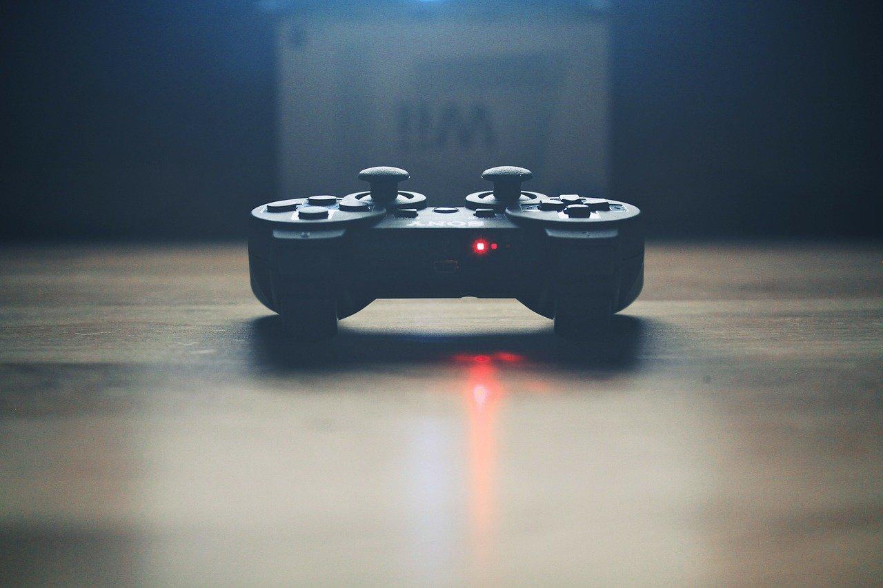 ゲームコントローラーの画像