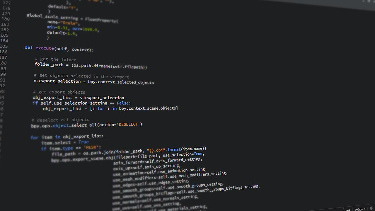 コード,プログラミング,パイソン