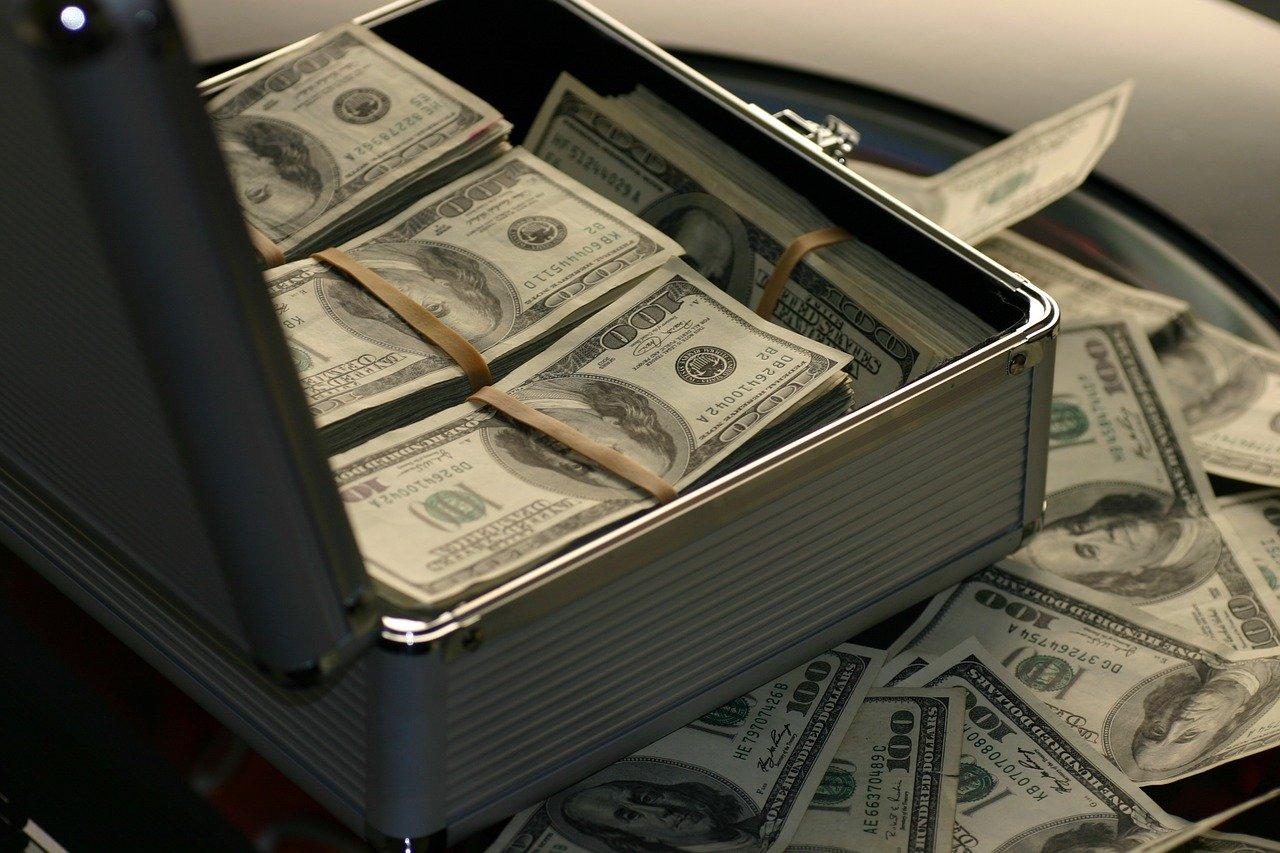 お金,ドル,成功