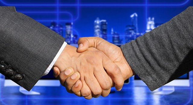 hands, shaking hands, company