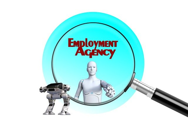 job placement, employment office, job search