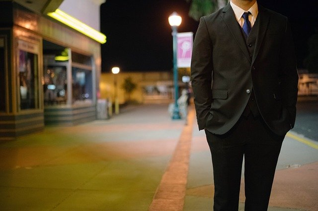 man, corporate, businessman
