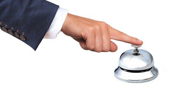 bell, sign on, registration