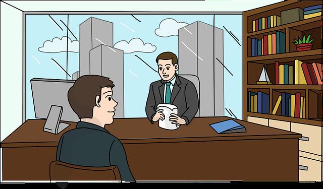 job interview, work, job