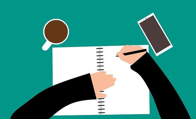 blog, writing, coffee