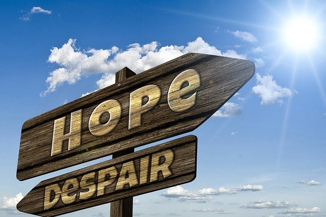 directory, signposts, hope