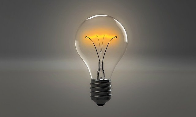 lightbulb, bulb, light